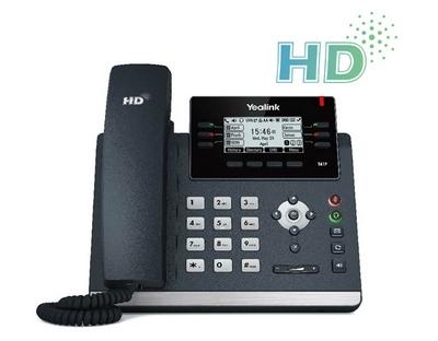Премиум качество голоса HD вYealink W41P