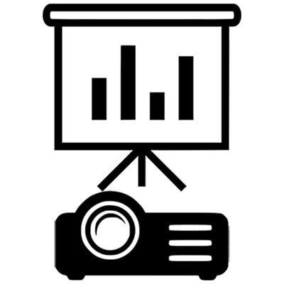 Проектор для презентаций купить в Минске