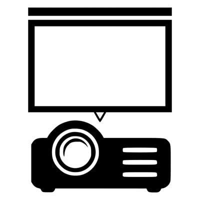 Проектор для школы купить в Минске