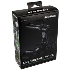 AVerMedia Live Steamer Mic 133-AM133