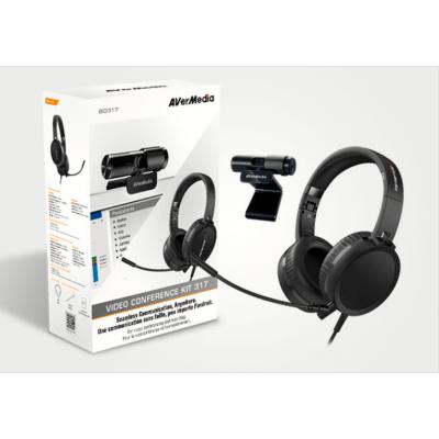 Комплект для видеоконференций AVerMedia BO317