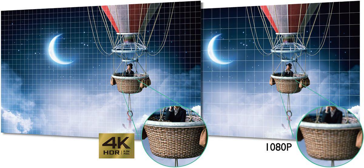 Проектор BenQ 4K-1
