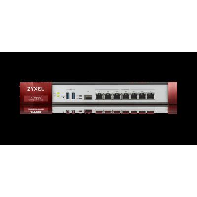 Межсетевой экран нового поколения ZyWALL ATP500
