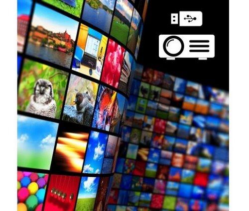 Воспроизведение мультимедийных файлов наAcer C202i