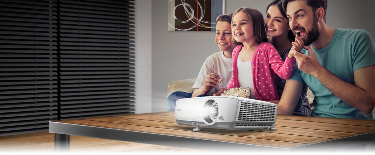 Как купить лучший проектор для домашнего кинотеатра