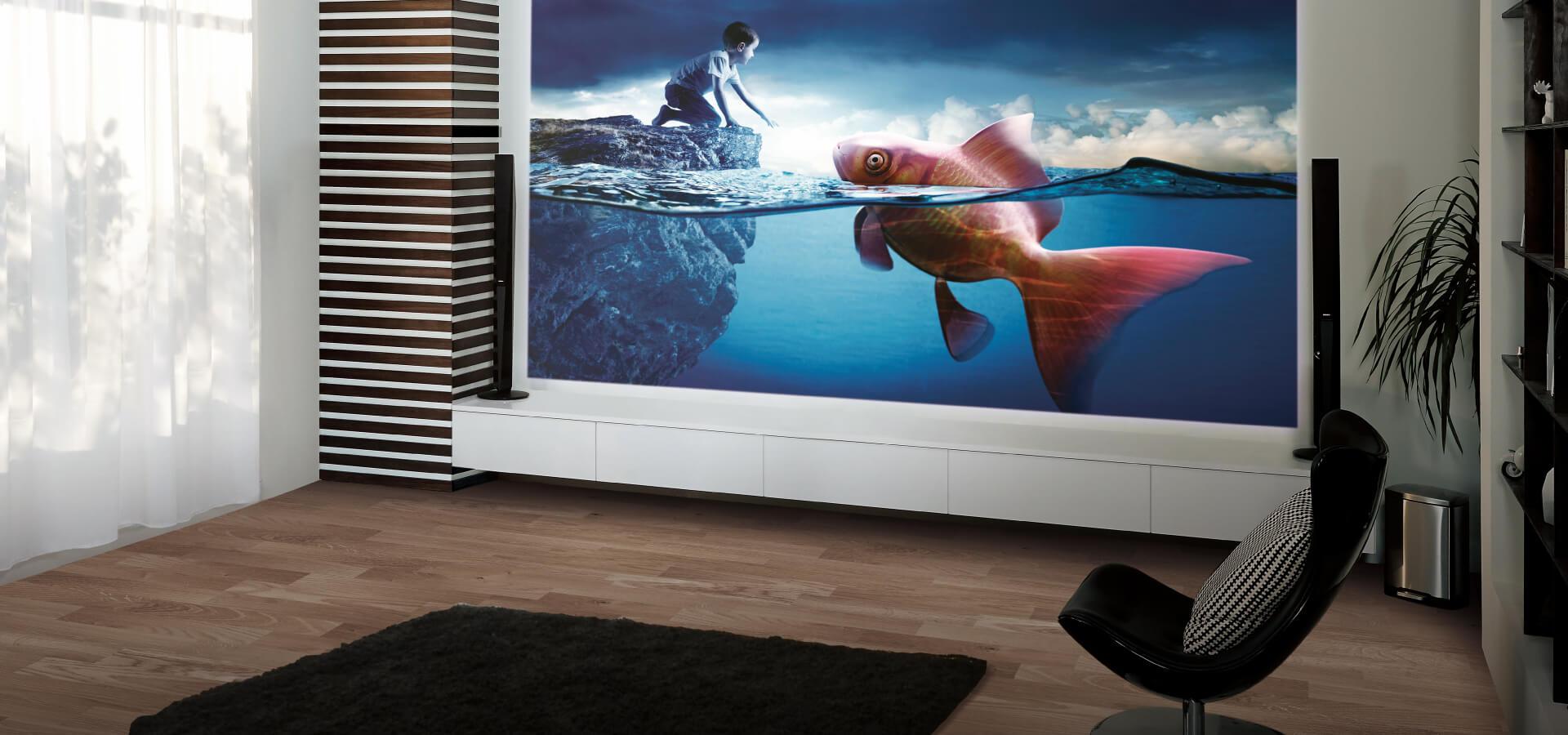 Проектор для домашнего кинотеатра для просмотра спортивных состязаний и кино | BenQ W1090