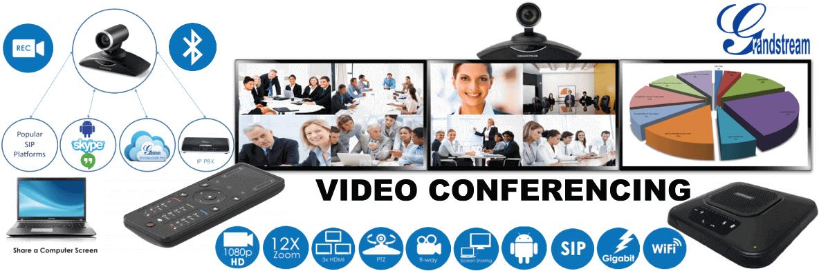 Система видеоконференцсвязи Grandstream GVC3200 в Минске