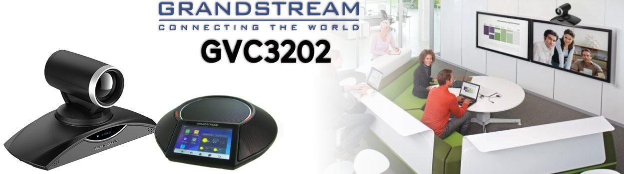 Система видеоконференцсвязи Grandstream GVC3202 в Минске