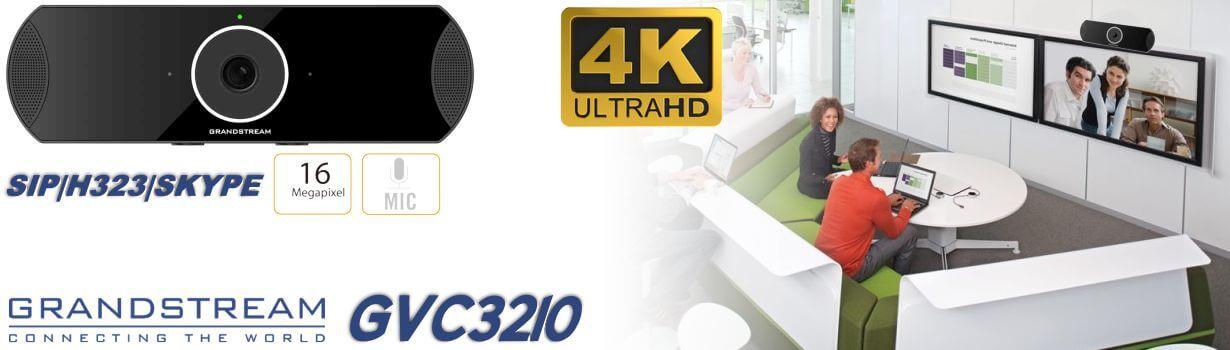 Система видеоконференцсвязи Grandstream GVC3210 в Минске