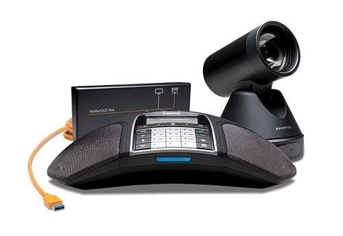 Konftel C50300Wx- DECT решение для видеоконференциив средних и больших конференц-залах
