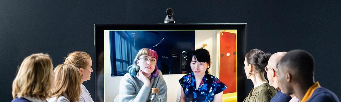Совершенство изображения с конференц-камерой Konftel Cam50