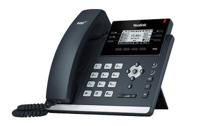 Yealink SIP-T42S представитель новой линейки корпоративных SIP-телефонов
