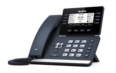 Yealink SIP-T53W мультимедийный IP-телефон