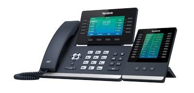 Yealink SIP-T54W простой в использовании мультимедийный IP-телефон