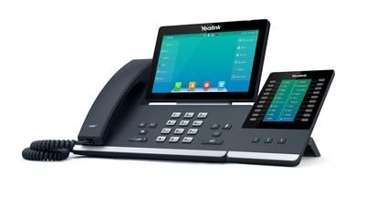Yealink SIP-T57W — IP-телефон премиум-класса для руководителей и менеджеров