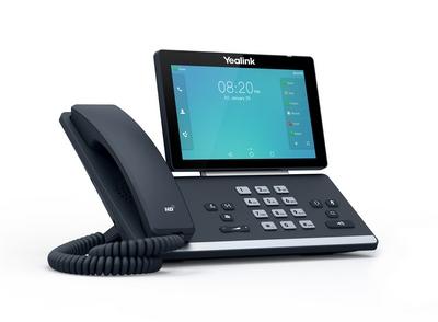Yealink SIP-T58A — IP-телефон под управлением ОС Android