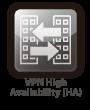 Высокая доступность VPN (HA)